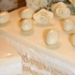 Торт «Опера в белом»