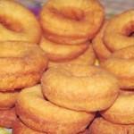 ✔ Творожные пончики