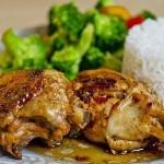 «Адобо из курицы»