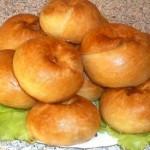✔     Бабушкины слоистые пирожки