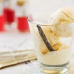 Домашнее ванильное мороженое за 10 минут