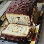 """✔  Итальянский торт """"Кассата"""" с начинкой из сыра и сухофруктов"""
