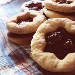 ✔  Песочное печенье с вареньем