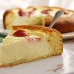 ✔  Творожный пирог