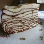 ✔   Блинный пирог