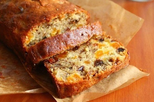 wpid keks s suhofruktami i 1 ✔  Кекс с сухофруктами