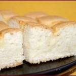 ✔  Бисквитные «подушечки»