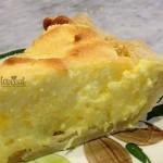 Начинка для лимонного пирога из 3-х ингредиентов