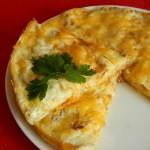 ✔   Пирог из лаваша с сыром