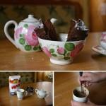 «Шоколадный кекс за 5 минут!»