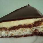 Торт конфета «БАУНТИ»