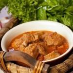 ✔   Тушеная телятина с чесночно-томатным соусом