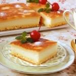 ✔   «Умное» пирожное