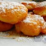 ✔  Воздушные пончики на кефире