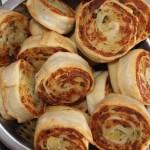 ✔  Алупатры (картофельные рулетики)Тарам-пам-пам-пам-пааам! Еще одна вкуснятина! :) Которая