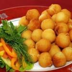 ✔    Картофельные шарики для гарниров