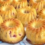 ✔    «Маффины на кефире со смородиной «Чудо-ягода»»