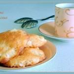✔    Мягкие яблочные печенья