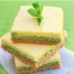 ✔     «Мятно-лимонные пирожные»