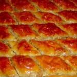 ✔     Пахлава армянскаяИнгредиентыдля теста:Мука пшеничная — 2 ст
