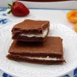 ✔  Пирожные «Киндер милк слайс»