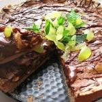 ✔     Торт шоколадно-ореховый