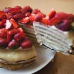 ✔     Торт творожный на сковороде