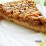 ✔  Венгерский ореховый пирог с яблоками
