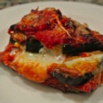 ✔  Запеканка из баклажанов с помидорами