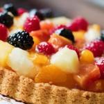 ✔     Торт-безе «Лесная ягода»