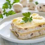 ✔  Аппетитная лазанья с курицей и грибами