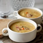 «Гороховый суп с ребрышками»