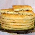 ✔  Хачапури из домашнего слоёного теста