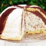 ✔ Итальянский десерт зукотто