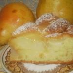 ✔  Пирог с грушами на дрожжевом «;пушистом»; тесте