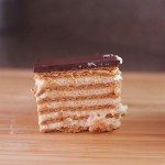 ✔  Шоколадный торт-эклер
