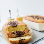 ✔  Творожный кекс на оливковом масле с шоколадом
