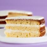 ✔    Уютный творожный торт + рецепт домашнего крема-чиз !
