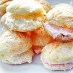 ✔  Гужеры — французские заварные булочки
