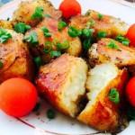 ✔     Идеальный запеченный картофель