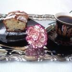 ✔ Нежный творожный кекс с черносливом