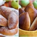 ✔  Пирожки с яблоками