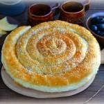 ✔ Слоёный пирог по-деревенски