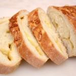 ✔  Сырный хлеб