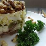Удивительно вкусный салат «Принц»