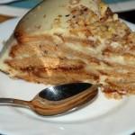 Холодный торт
