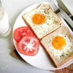Семь идей быстрого завтрака из яиц
