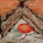 Суши — торт