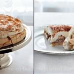 Торт Павлова «Капучино»