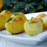 ✔     Запеченный картофель Сюрприз